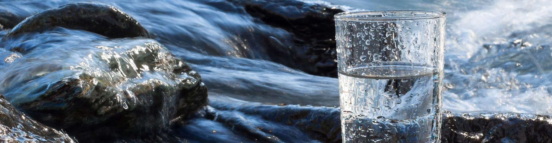 Mineral- und Tafelwasser